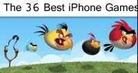 36 najlepszych gier na iPhona