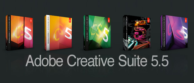 Adobe Creative Suite 5.5 na horyzoncie