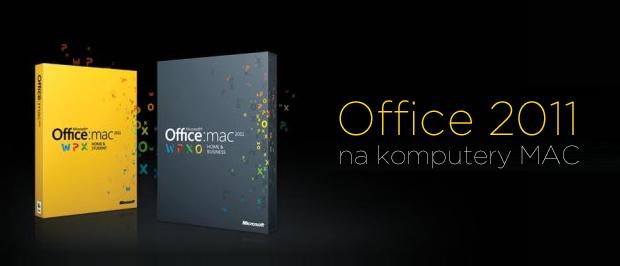 Pakiet biurowy na Mac - problem, czy jedyny wybór?